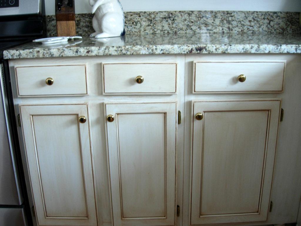 Kitchen Cabinet Refinishing - Creve Coeur, MO - Kathy Arnold ...