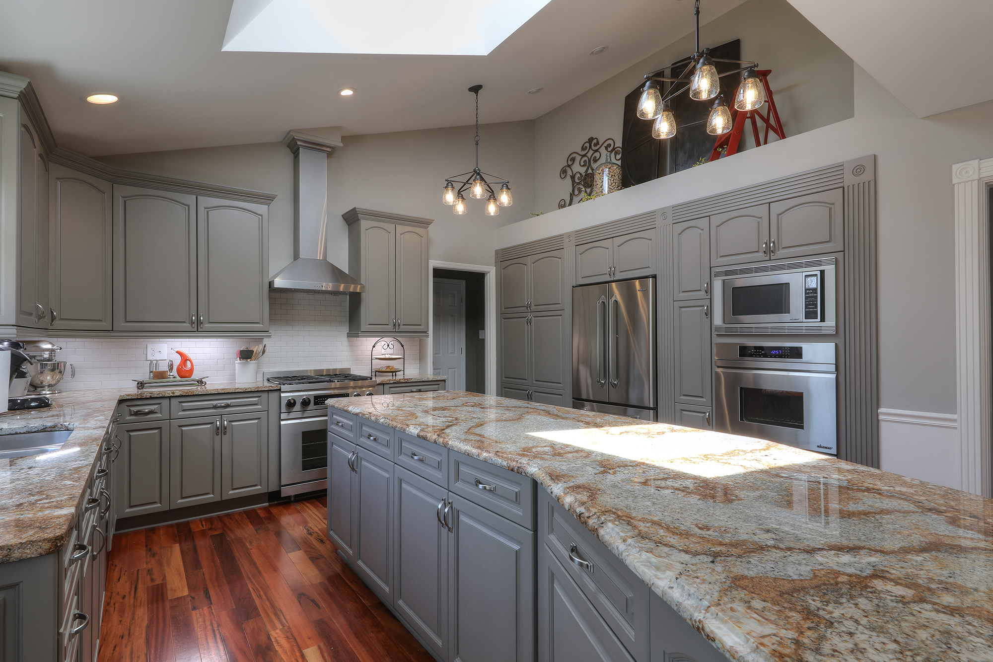 Kitchen Cabinet Refinishing in Fenton Missouri