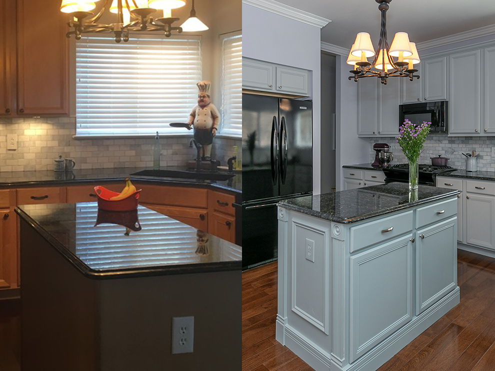 Kitchen Cabinet Refinishing Eureka